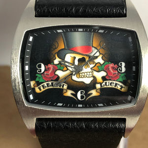 Just in time for Mardi Gras Feeling Lucky Watch